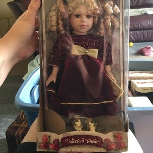 Other - Collection edition Porcelain Doll